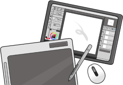 Footer tablet